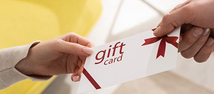 New York Legislation on Gift Cards Passes Senate