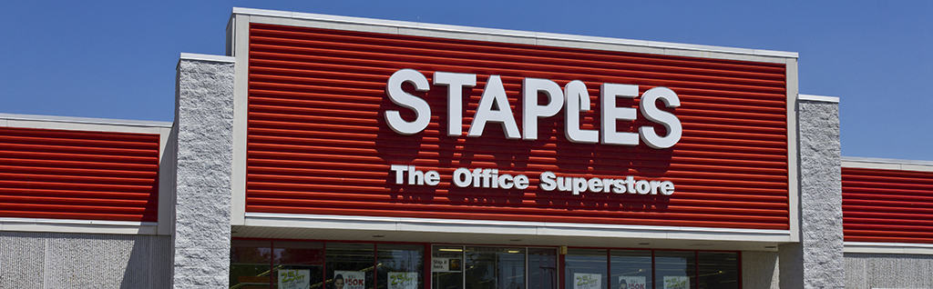 Staples Inc settled a lawsuit against Delaware after an unclaimed property audit following a Delaware voluntary disclosure agreement